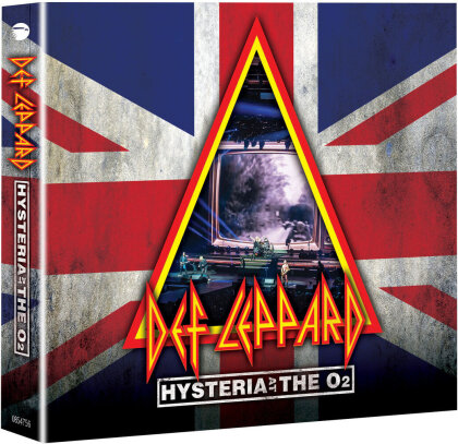 Def Leppard - Hysteria At The O2-Live (+ 2 CDs)