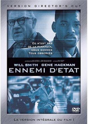 Ennemi d'état (1998) (Director's Cut)