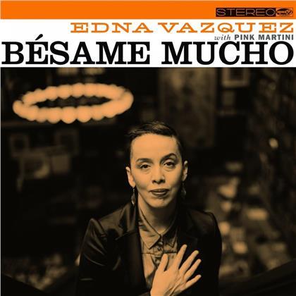 """Pink Martini - Besame Mucho (Orange Vinyl, 12"""" Maxi)"""