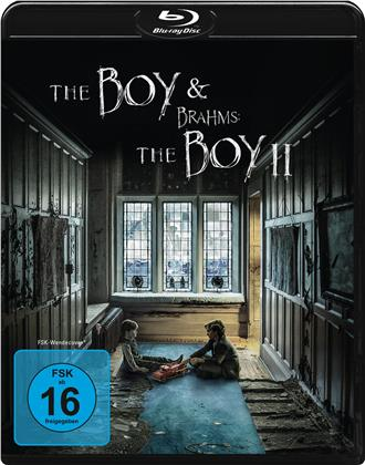 The Boy (2016) & Brahms: The Boy 2 (2020) (2 Blu-rays)