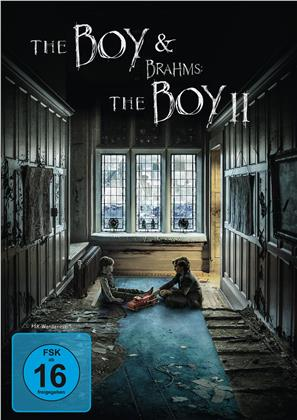The Boy (2016) & Brahms: The Boy 2 (2020) (2 DVDs)