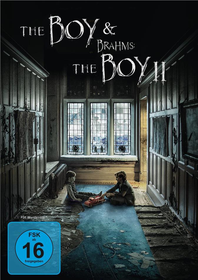 The Boy (2016) & Brahms: The Boy 2 (2020) (2 DVDs)