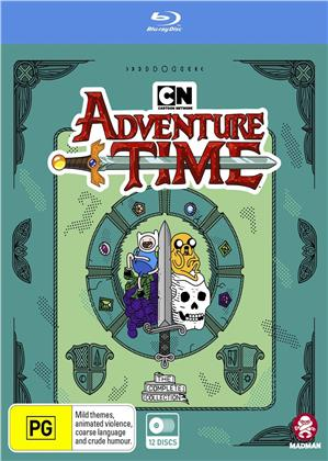 Adventure Time - The Complete Collection (12 Blu-rays)