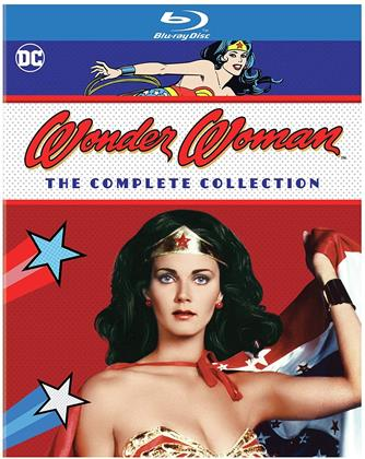 Wonder Woman - The Complete Series (10 Blu-rays)