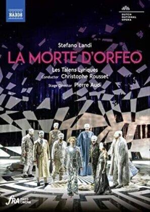 Landi, S. - La Morte D'orfeo
