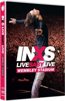 INXS - Live Baby Live - Wembley Stadium (Restaurierte Fassung)