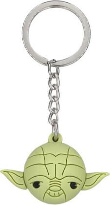 Star Wars - Yoda Icon Ball Key Ring