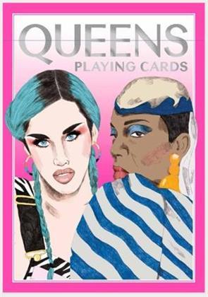 Queens (Drag Queen Playing Cards) (Kartenspiele)