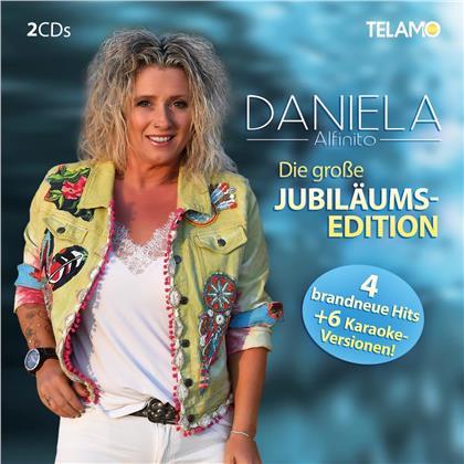 Daniela Alfinito - Die große Jubiläums-Edition (2 CDs)