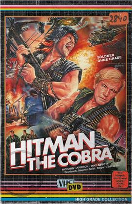 Hitman the Cobra (1987) (Grosse Hartbox, High Grade Collection, Limited Edition, Uncut)