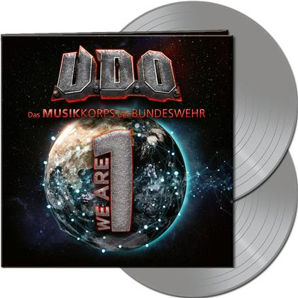 U.D.O. - We Are One (Gatefold, Limited Edition, Silver Vinyl, 2 LPs)