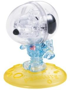 Crystal Puzzle: Snoopy Astronaut - 35 Teile