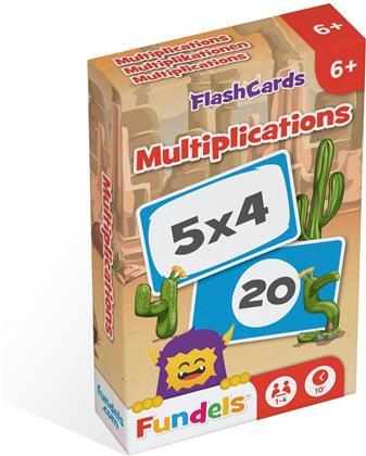Multiplikationen lernen