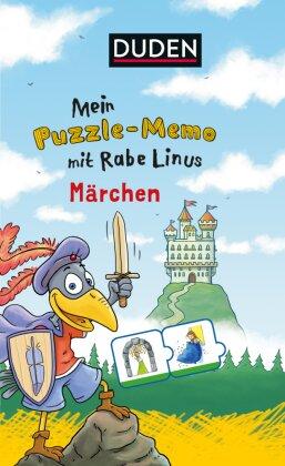 Mein Puzzlememo mit Rabe Linus: Märchen