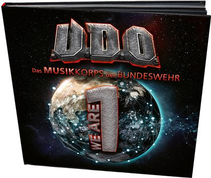 U.D.O. - We Are One (Artbook Edition, Limited Edition, CD + Blu-ray)