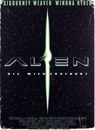 Alien 4 - Die Wiedergeburt (1997) (Tape Edition, Limited Edition)