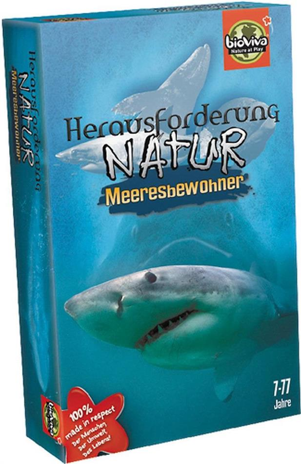 Herausforderung Natur - Meeresbewohner