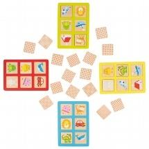 Lotto und Memo (Kinderspiel)