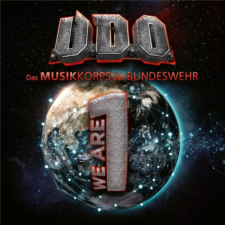 U.D.O. - We Are One (Digipack)