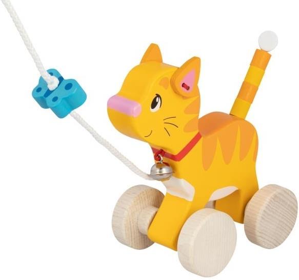Ziehtier Katze