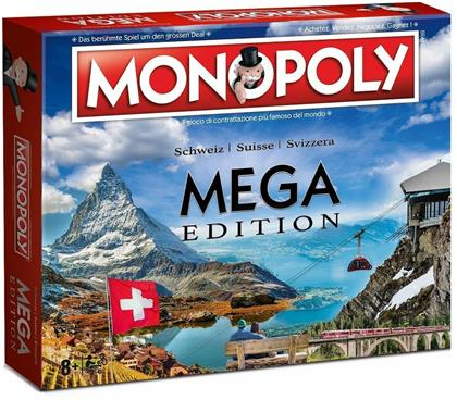 MEGA Monopoly Schweiz