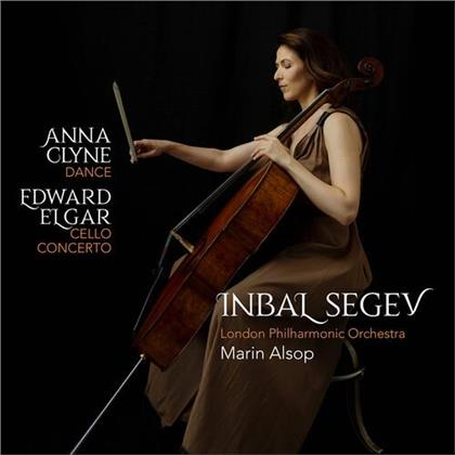 Anna Clyne, Sir Edward Elgar (1857-1934), Marin Alsop & Inbal Segev - Dance / Cello Concerto