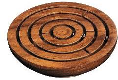 Labyrinth - rund