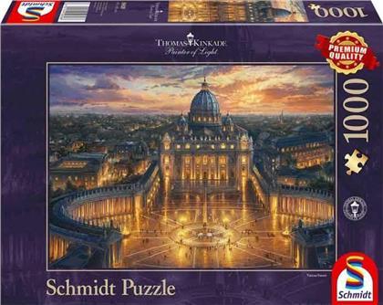 Vatikan - 1000 Teile Puzzle