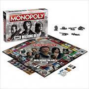 Monopoly - The Walking Dead AMC
