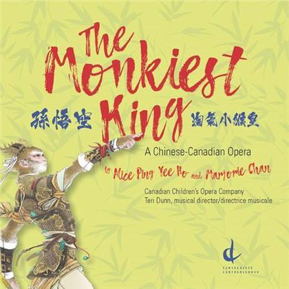 Canadian Children's Opera Company, Alice Ho & Teri Dunn - Monkiest King