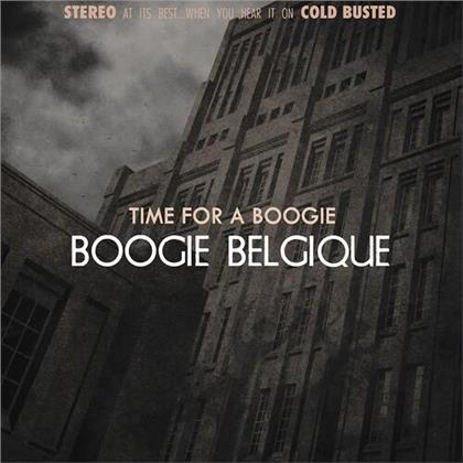 Boogie Belgique - Time For A Boogie (2020 Reissue, Remastered, LP)