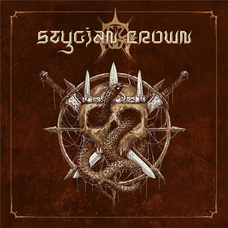 Stygian Crown - --- (Gatefold, Limited, LP)