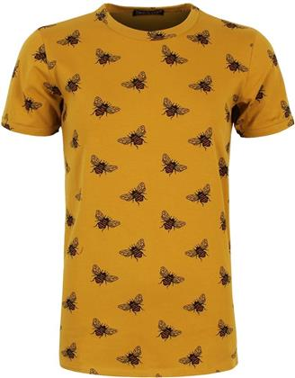 Run & Fly: Buzzy Bee - Ladies All Over Print T-Shirt