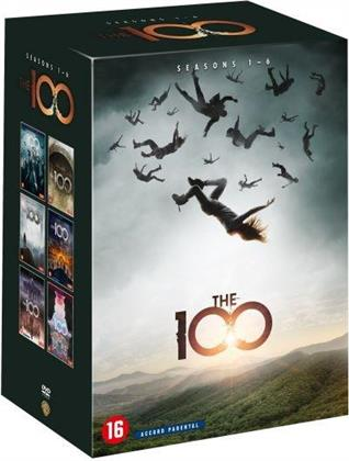 The 100 - Saisons 1-6 (20 DVDs)