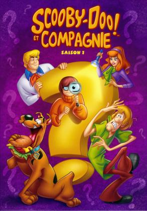 Scooby-Doo! et Compagnie (4 DVDs)