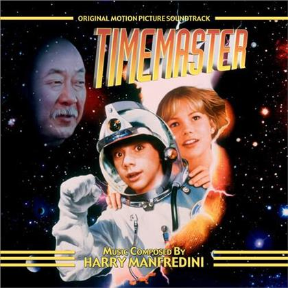 Harry Manfredini - Timemaster - OST