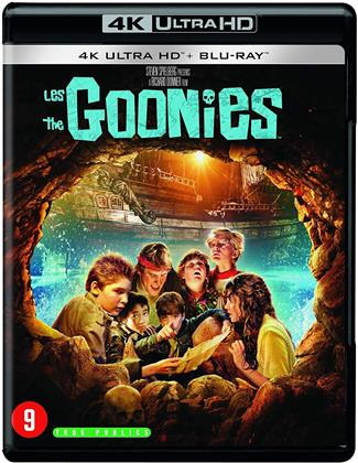 Les Goonies (1985) (4K Ultra HD + Blu-ray)