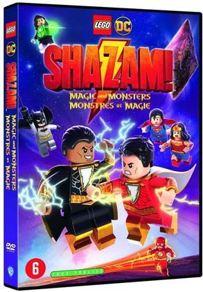LEGO: DC Comics Super Heroes - Shazam! - Monstres et magie