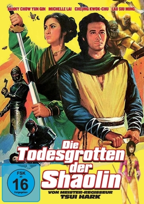 Die Todesgrotten der Shaolin (1979)