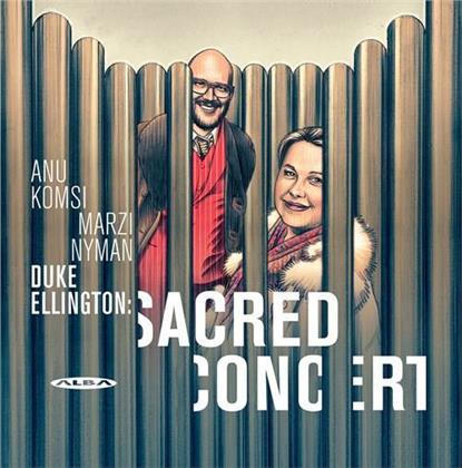 "Markus ""Marzi"" Nyman, Duke Ellington & Anu Komsi - Sacred Concert"