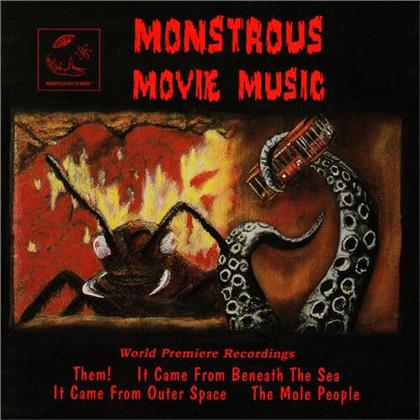Monstrous Movie Music 1 - OST