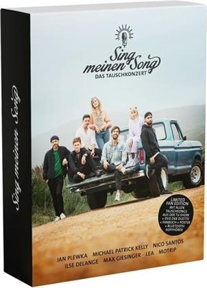 Sing Meinen Song - Das Tauschkonzert - Vol. 7 (Boxset, 3 CDs + DVD)