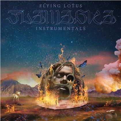 Flying Lotus - Flamagra (Instrumentals) (2 LPs)