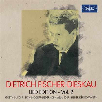 Dietrich Fischer-Dieskau - Lied-Edition 2
