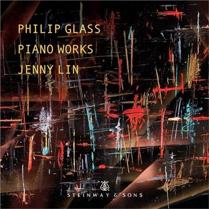 Philip Glass (*1937) & Jenny Lin - Piano Works