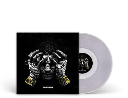 Bronson - --- (Clear Vinyl, LP + Digital Copy)