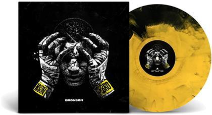 Bronson - --- (Limited Edition, Black & Yellow Vinyl, LP + Digital Copy)
