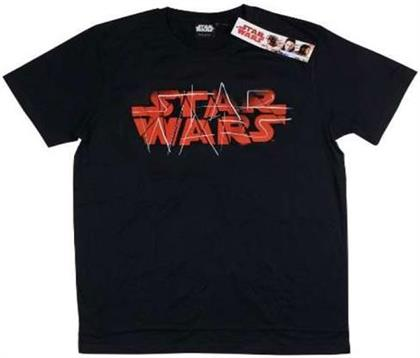 Star Wars: Star Wars 8 rot - T-Shirt
