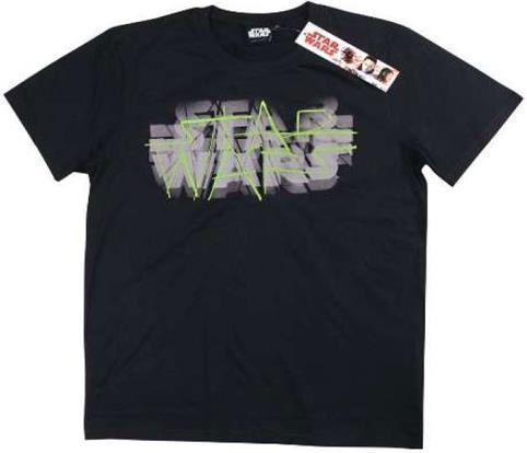 Star Wars: Star Wars 8 grün - T-Shirt - Grösse M