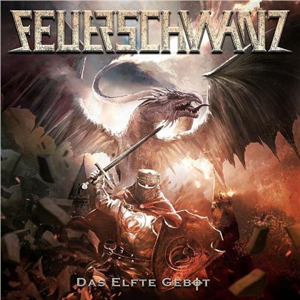 Feuerschwanz - Das Elfte Gebot (Mediabook, CD + DVD)